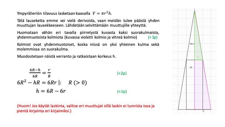 Pitkän Matematiikan Yo